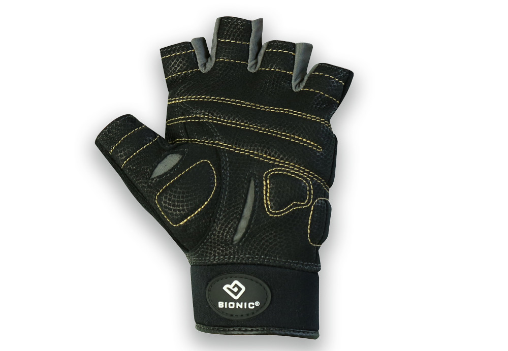 Bionic Beast Mode Fitness Fingerless Ladies Gloves, All Sizes Available