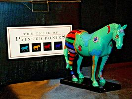 Trail Of Painted Ponies #1462 Spirit War Pony Westland Giftware By Tavlos AA-191 image 6