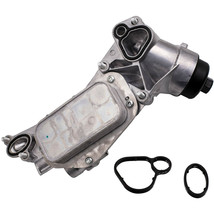 Engine Oil Cooler Kit w/ Filter For GM Chevy Cruze Sonic Pontiac G3 931 ... - $98.46
