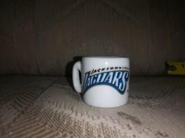 Jacksonville Jaguars Mini Miniature Coffee Mug Shot Glass Florida FL NFL... - $8.30