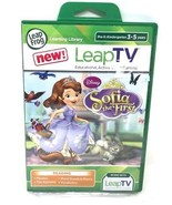 Leap Frog Sofia The First Leap TV Reading Pre-K 3-5 Years Active Video G... - $19.99