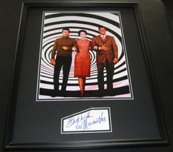 Lee Meriwether Signed Framed 16x20 Poster Photo Display - $93.14