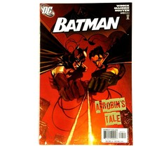 "Batman #645 DC 2005 NM ""Show Me Yesterday, For I Can't Find Today"" Robin - $3.91"