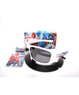 Oakley Sun Limited Edition Propaganda Hijinx Plshd White w/Blk Ird Polar 24-091 - $373.96
