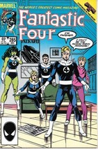 Fantastic Four Comic Book #285 Marvel Comics 1985 VERY FINE+ NEW UNREAD - $2.99