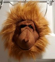Beverly Hills Teddy Bear Co Orangutan Gorilla Monkey Ape Head Plush Wall... - $14.50