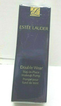 Estee Lauder Double Wear Stay In Place Makeup Pump Sealed NIB - $15.83