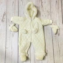 Pleasant Company 1997 American Girl Bitty Baby Snowsuit Ski Suit - Retired - $18.99