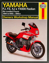 Clymer M2100 Haynes Manual for Yamaha - $35.18