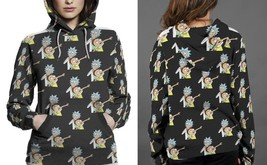 All  New Rick And Morty Hoodie Fullprint  For Women - $43.99+