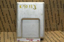 1991 1992 Lexus LS400 ABS Control Unit OEM 8954150020 Module 902-7B7 - $9.99