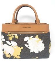 MICHAEL Michael Kors Women's HAILEE Medium Satchel Leather Handbag  - $138.59