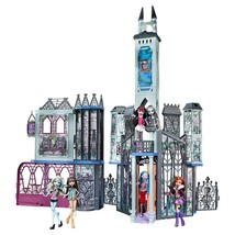 Monster High Doll House Deluxe High School Creepy Playset - $148.00