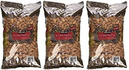 Kirkland Signature, Supreme Whole Almonds XlXza 3 lb bag (Pack of 3) - $69.29