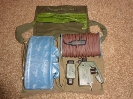 Vintage Dummy Training Claymore Mine M68 Comple... - $185.00