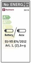Paulmann 937.74 empotrable para Suelo, Solar, 0.24W LED, Acero Inoxidable, IP67 image 2