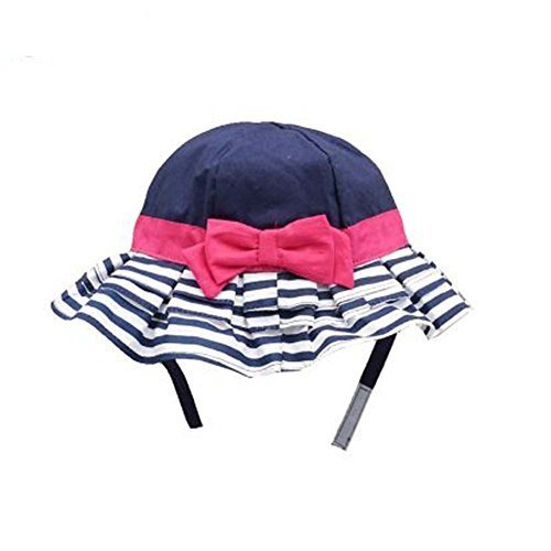 George Jimmy Cute Baby Toddler Kids Sun Hats Summer Cap Bucket Hat for Baby Girl