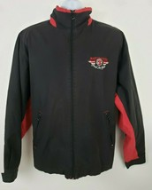 MATCO Tools Good As Gold Mens Image Collection Lined Wind Breaker Jacket... - $39.59