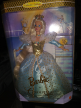 barbie as cinderella collectors edition doll brand new - $27.99