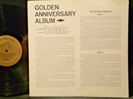 Golden Anniversary Album and Remember How Great... AA-191760 Vintage Collectible image 8