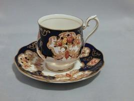 Royal Albert Heirloom Demitasse Cup and Saucer Set - $15.84