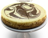 "Andy Anand Chocolate Marble Cheesecake 9"" 2 lbs Fresh Made Free Air Shipping"
