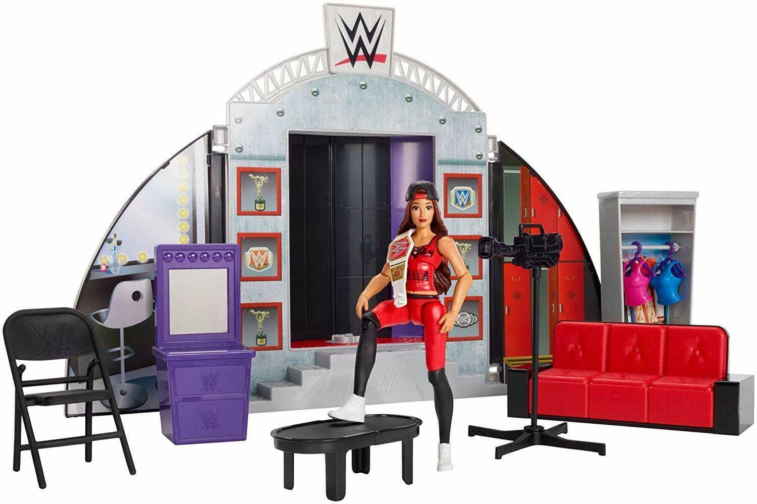 Primary image for WWE Wrestling Superstars Ultimate Entrance Playset with Nikki Bella Ages 6+