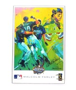 Malcolm Farley Signed Autograph 2003 World Series Lithograph Authentic S... - $233.74