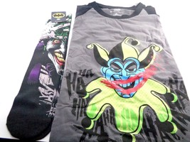 Loot Crate The Joker Raglan T-Shirt Extra Large XL Plus Killing Joke Soc... - $17.81