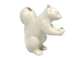 Lenox China Jewels Collection Squirrel w/ Nut Holding Jewel on Tail Figu... - $32.66