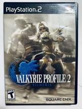 Valkyrie Profile 2: Silmeria (Sony PlayStation 2, 2006) PS2 - COMPLETE - - $31.63