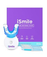iSmile Teeth Whitening Kit - LED Light, 35% Carbamide Peroxide, (3) 3ml ... - $60.99