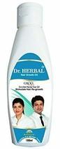 Dr.Herbal Hair Re-Growth Oil, 10x Faster Stimulate Hair Growth,21 Natura... - $26.72