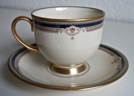 Lenox Buchanan Footed Cup and Saucer Set - $39.59
