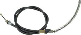Brakeware C5242 Rear Left Parking Brake Cable - $25.99