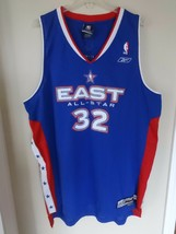 Vintage Reebok NBA Shaquille O'Neal Miami Heat # 32 2005 All Star Jersey... - $67.21