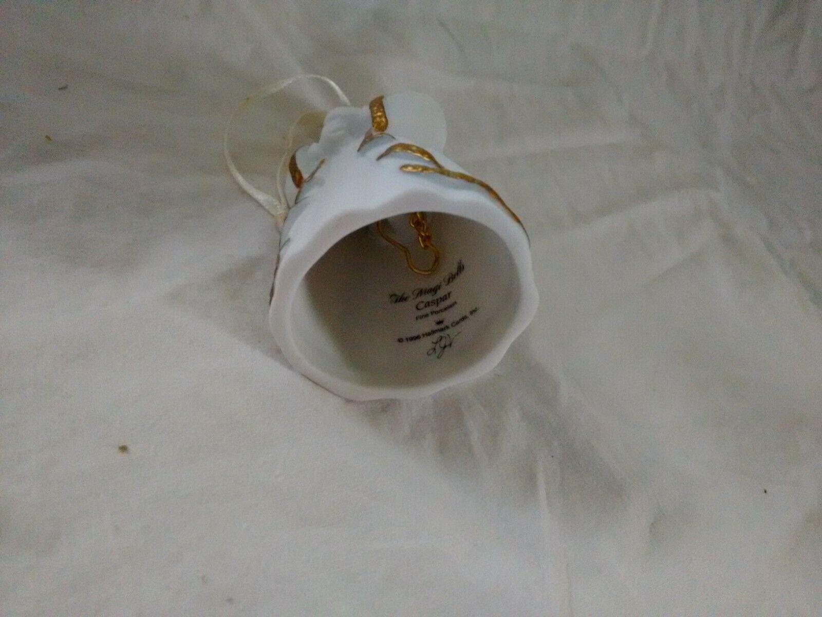 Magi Bells Caspar Myrrh 1996 Hallmark Keepsake # 01184 image 6