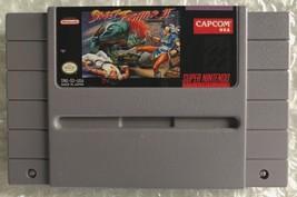 Street Fighter II 2 The World Warrior (Super Nintendo 1992) SNES Game Ca... - $12.00