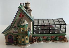 Dept 56 North Pole - Mrs. Claus' Greenhouse No Box - $51.41