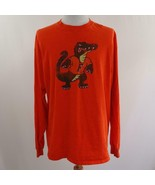 Champion Florida Gators Distressed Graphic Long Sleeve T Shirt Mens Sz 2XL - $28.93