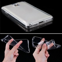 20 pcs lot New Ultra Clear Silicone Slim Soft Case Cover For SAMSUNG NOTE 3 - $47.52