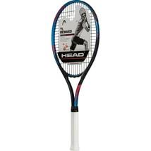 HEAD - TI. Reward - Tennis Racquet - Grip Size 4 1/4 - Black/Blue - $49.45
