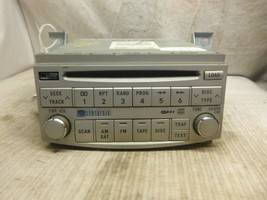 05 06 07 Toyota Avalon JBL Radio 6 Disc Cd A51819 86120-AC150 BVB08 - $46.33