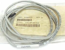 NEW EMERSON CTIU-SP-485-005 RS485 CABLE CTIUSP485005, 810694-05 REV. 01