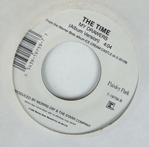 "The Time - Chocolate / My Drawers Paisley Park 45 7"" NM Record Morris Day  - $12.74"