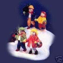 Dept 56 Snow Village Through the Woods Accessory set - $14.00