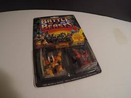 80'S FIGURE TOY BATTLE BEASTS MOC BATTLEBEASTS BEAST CLEAN HASBRO TAKARA... - $11.57+