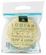 NEW Earth Therapeutics Complexion Pads Loofah Skin Therapy 3 Count - $6.10