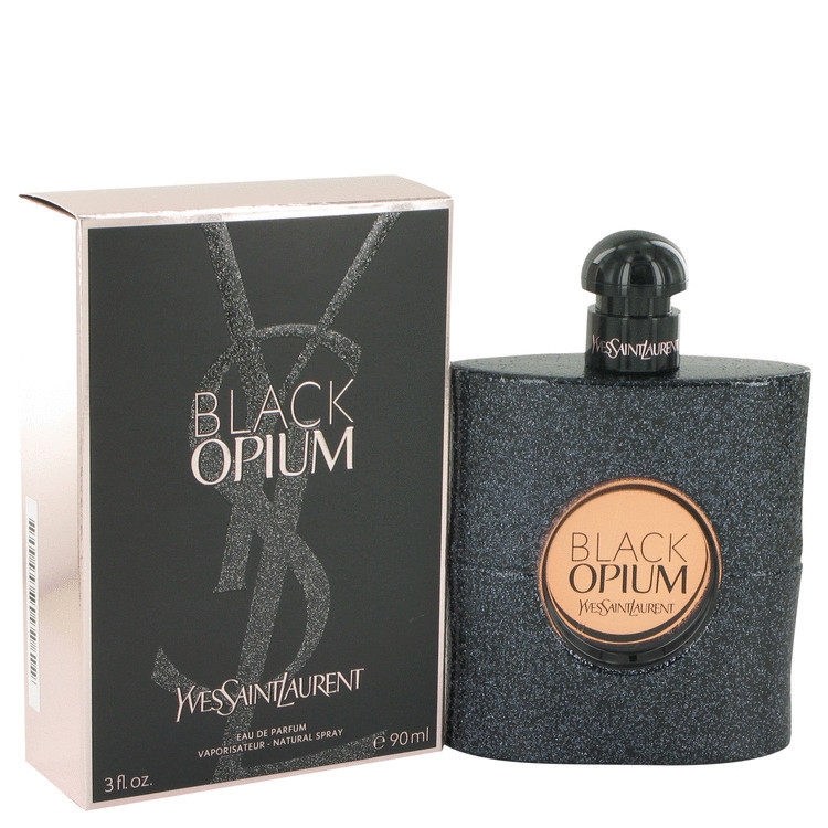 Yves saint laurent black opium 3.0 oz eau de parfum spray