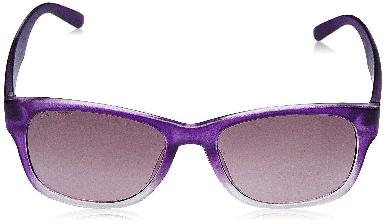 Fastrack Wayfarer sunglasses (PC001PK14F|54|Purple)